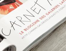 Publicité Galeries Lafayette
